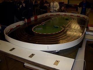 FIVE LANE TRACK 'BENDY CHICANE' CENTRE SECTION - Tracks Gallery on Facebook