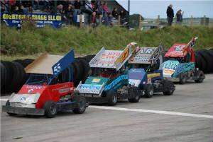StockKarts in car: Buxton, Crimond & Swaffham 2009...27 Chris Butcher (photo David Ogilvie)