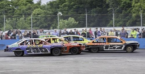 SPEDEWORTH MOTORSPORTS - NATIONAL SALOON STOCK CARS